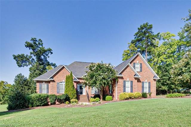 1900 Horse Carriage Lane, Asheboro, NC 27205 (MLS #1039733) :: Ward & Ward Properties, LLC