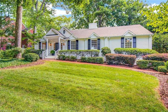 2508 Woodbine Road, Winston Salem, NC 27104 (#1039744) :: Mossy Oak Properties Land and Luxury