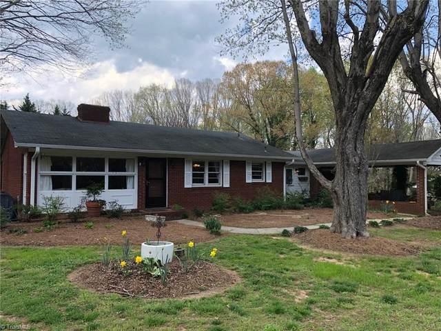 3721 Crosland Road, Winston Salem, NC 27106 (MLS #1039752) :: Ward & Ward Properties, LLC