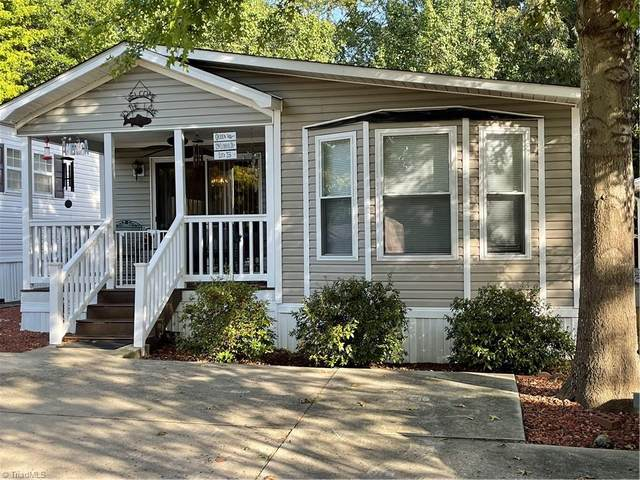 129 Club House Drive, New London, NC 28127 (MLS #1039828) :: Team Nicholson