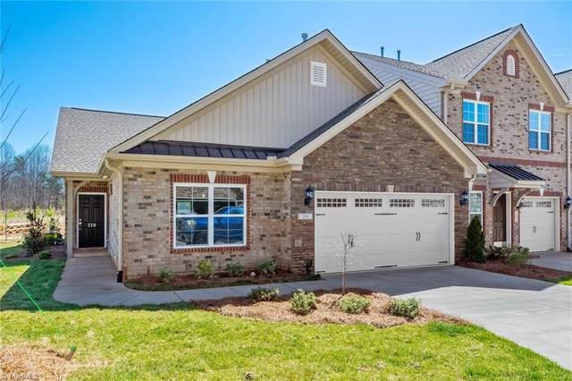 2264 Willard Dairy Road Lot 226, High Point, NC 27265 (#1039888) :: Mossy Oak Properties Land and Luxury
