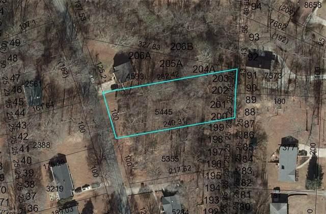0000 Arbor Drive, Lexington, NC 27292 (MLS #1039935) :: Ward & Ward Properties, LLC