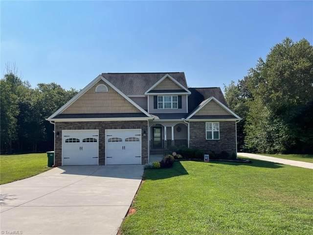 1032 Shenandoah Trail, Boonville, NC 27011 (MLS #1040107) :: Ward & Ward Properties, LLC