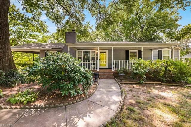 414 Lynhaven Drive, Winston Salem, NC 27104 (MLS #1040115) :: Berkshire Hathaway HomeServices Carolinas Realty