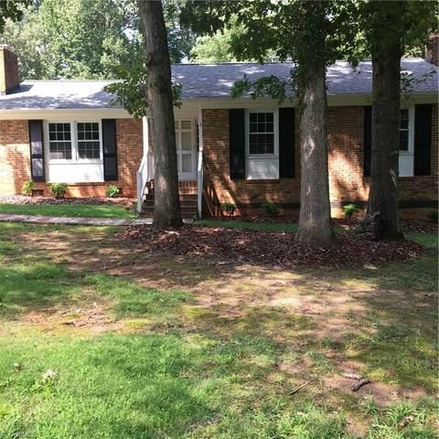 4018 Sedgewood Lane, Greensboro, NC 27407 (MLS #1040134) :: Berkshire Hathaway HomeServices Carolinas Realty