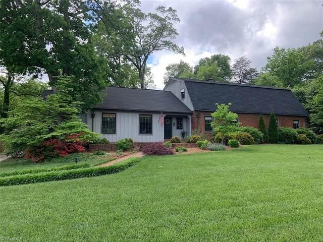 1903 Huntington Road, Greensboro, NC 27408 (MLS #1040164) :: Berkshire Hathaway HomeServices Carolinas Realty