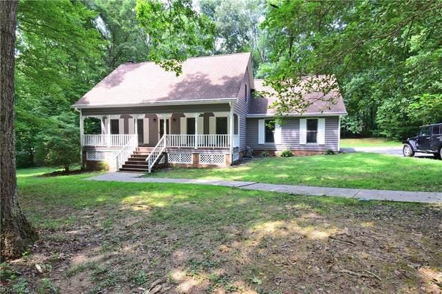 2926 Shaw Street, Asheboro, NC 27205 (MLS #1040185) :: Ward & Ward Properties, LLC