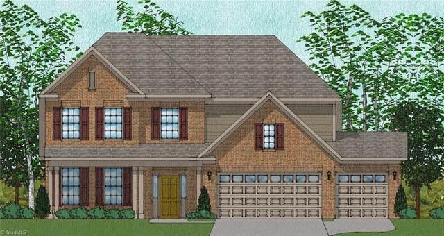 5536 Glad Acres Road, Pfafftown, NC 27040 (MLS #1040191) :: Ward & Ward Properties, LLC