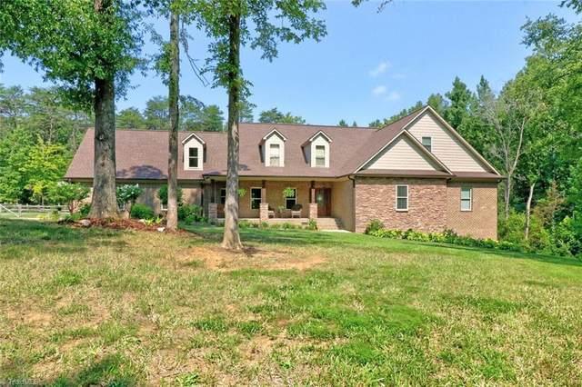 363 Hidden Oaks Drive, Rockwell, NC 28138 (MLS #1040268) :: Ward & Ward Properties, LLC