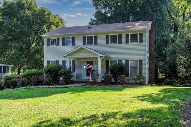 4600 Sun Valley Lane, Kernersville, NC 27284 (MLS #1040318) :: Ward & Ward Properties, LLC