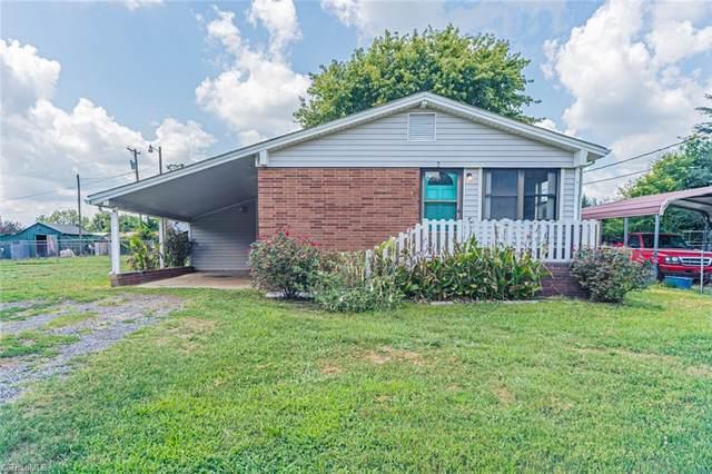 387 Bedford Drive, Lexington, NC 27295 (MLS #1040319) :: Ward & Ward Properties, LLC