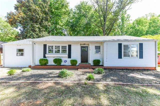 410 Highland Drive, Eden, NC 27288 (MLS #1040341) :: Ward & Ward Properties, LLC
