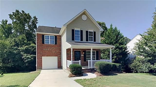 310 Creekview Drive, Kernersville, NC 27284 (MLS #1040406) :: Ward & Ward Properties, LLC