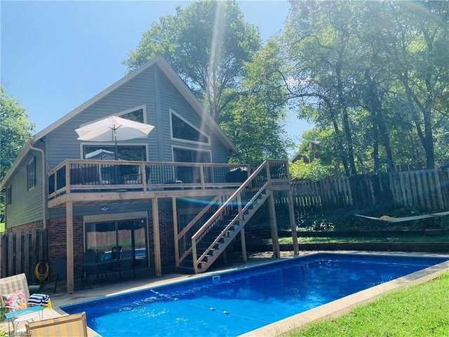 1815 Lazy Lane, High Point, NC 27265 (MLS #1040429) :: Ward & Ward Properties, LLC
