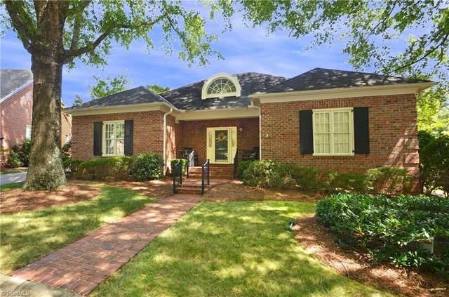2833 Silas Ridge Road, Winston Salem, NC 27106 (MLS #1040440) :: Ward & Ward Properties, LLC
