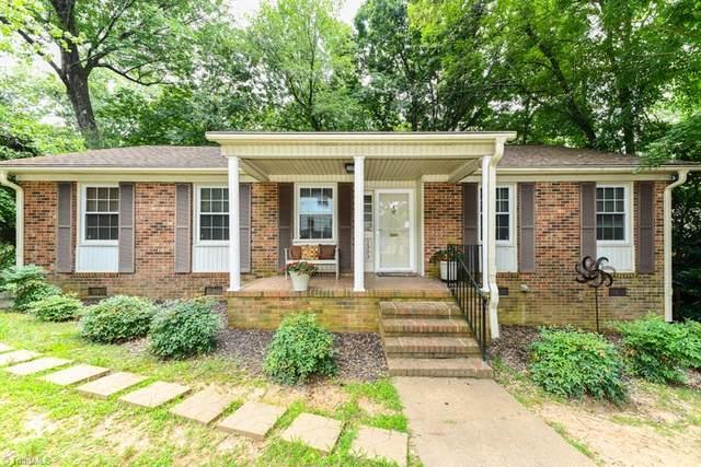 2303 Madison Avenue, Greensboro, NC 27403 (MLS #1040472) :: Ward & Ward Properties, LLC