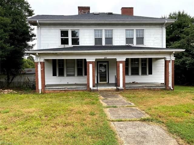 214 N Henry Street, Stoneville, NC 27048 (MLS #1040550) :: Berkshire Hathaway HomeServices Carolinas Realty