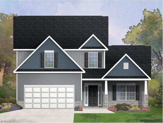8636 Stone Valley Drive, Clemmons, NC 27012 (#1040560) :: Premier Realty NC