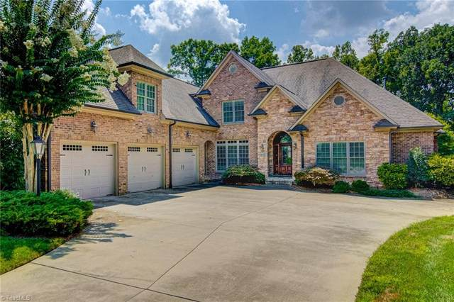 5803 Lincoln Oaks Court, Greensboro, NC 27407 (MLS #1040571) :: Berkshire Hathaway HomeServices Carolinas Realty