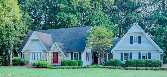 5903 Arden Drive, Clemmons, NC 27012 (MLS #1040585) :: Ward & Ward Properties, LLC