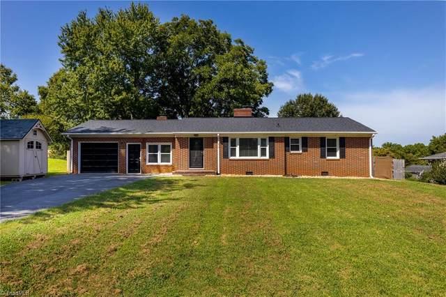 510 Smithdale Street, Winston Salem, NC 27107 (MLS #1040591) :: Ward & Ward Properties, LLC