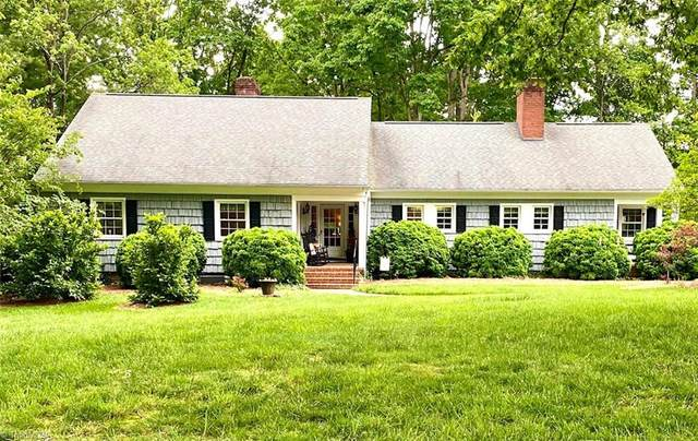 352 Ivy Circle, Elkin, NC 28621 (MLS #1040607) :: Ward & Ward Properties, LLC