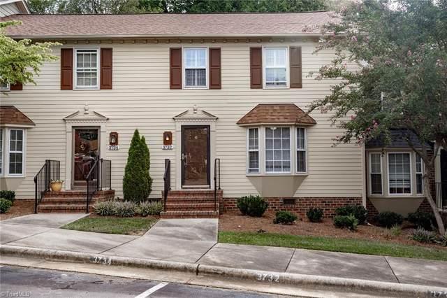 3732 Greenes Crossing, Greensboro, NC 27410 (MLS #1040653) :: Ward & Ward Properties, LLC