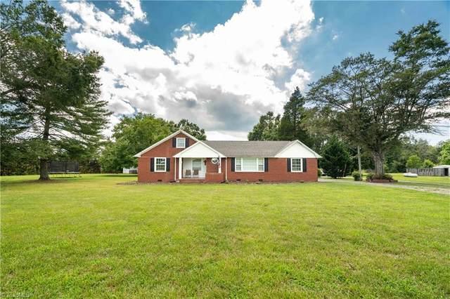 1418 Pagetown Road, Elon, NC 27244 (MLS #1040663) :: Lewis & Clark, Realtors®