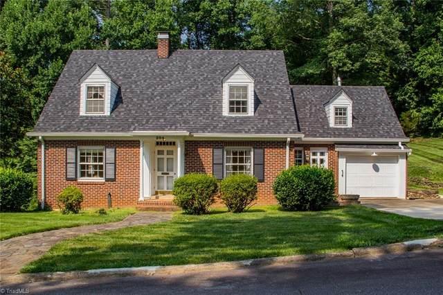 204 Coffey Avenue, North Wilkesboro, NC 28659 (MLS #1040678) :: Ward & Ward Properties, LLC