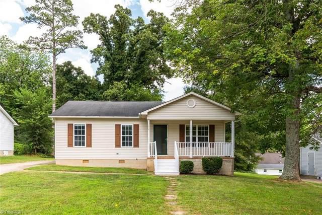 1715 Rainbow Drive, Greensboro, NC 27403 (MLS #1040742) :: Ward & Ward Properties, LLC