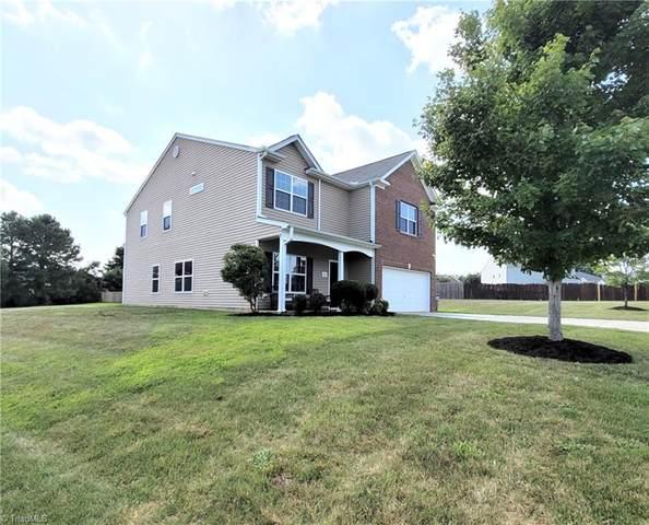 210 Carson Woods Drive, Burlington, NC 27215 (MLS #1040771) :: Ward & Ward Properties, LLC