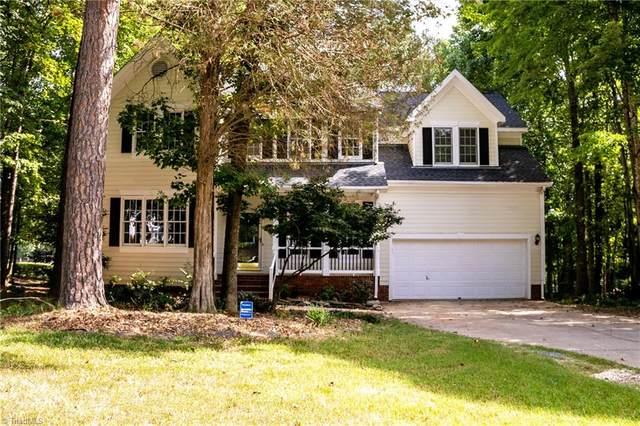 1601 Saint Andrews Drive, Mebane, NC 27302 (MLS #1040785) :: Ward & Ward Properties, LLC