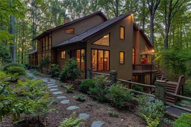 5417 Rambling Road, Greensboro, NC 27409 (MLS #1040816) :: Ward & Ward Properties, LLC