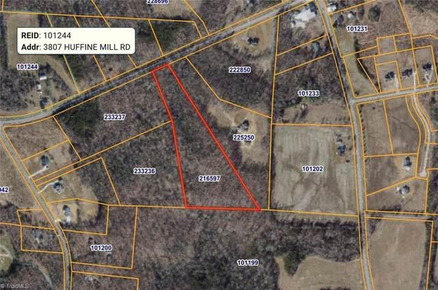 3820 Huffine Mill Road, Gibsonville, NC 27249 (MLS #1040832) :: Ward & Ward Properties, LLC