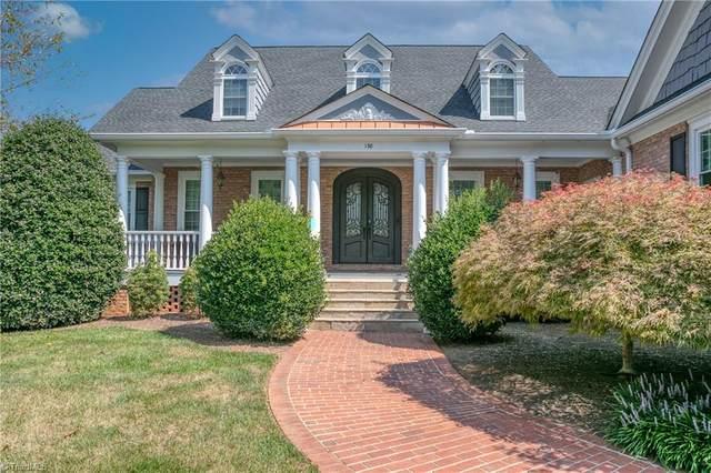138 Bayhill Drive, Advance, NC 27006 (MLS #1040846) :: Ward & Ward Properties, LLC