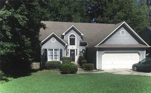 3 Archer Glen Court, Greensboro, NC 27407 (MLS #1040848) :: Ward & Ward Properties, LLC