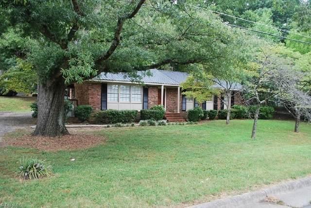 2901 Martinsville Road, Greensboro, NC 27408 (MLS #1040934) :: Ward & Ward Properties, LLC