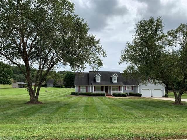 7378 Doggett Road, Browns Summit, NC 27214 (MLS #1040958) :: Ward & Ward Properties, LLC