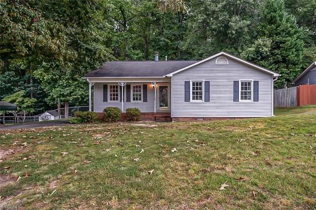 1653 Kesteven Road, Winston Salem, NC 27127 (MLS #1040974) :: Berkshire Hathaway HomeServices Carolinas Realty