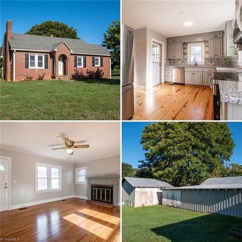 2913 Swan Creek Road, Jonesville, NC 28642 (MLS #1041012) :: Ward & Ward Properties, LLC