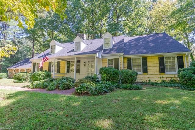 803 Valley Road, Thomasville, NC 27360 (MLS #1041018) :: Ward & Ward Properties, LLC