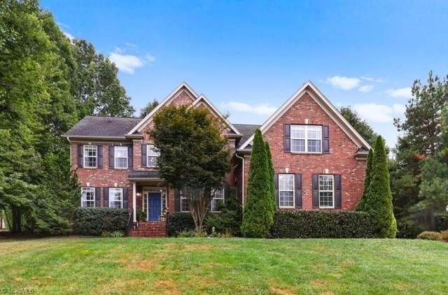 7887 Newhaven Drive, Oak Ridge, NC 27310 (MLS #1041047) :: Ward & Ward Properties, LLC
