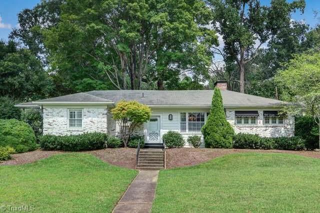 106 Meadowbrook Terrace, Greensboro, NC 27408 (MLS #1041049) :: Berkshire Hathaway HomeServices Carolinas Realty
