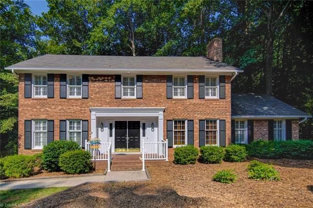 5198 Huntcliff Trail, Winston Salem, NC 27104 (MLS #1041066) :: Ward & Ward Properties, LLC