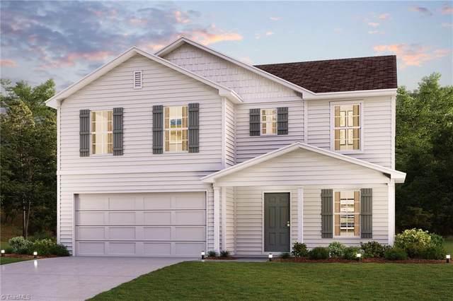 7413 Humble Farm Drive, Liberty, NC 27298 (MLS #1041089) :: Ward & Ward Properties, LLC