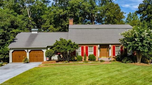 933 Kingston Drive, High Point, NC 27262 (MLS #1041095) :: Ward & Ward Properties, LLC