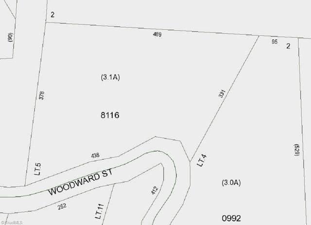 Lot #5 Woodward Street, North Wilkesboro, NC 28659 (MLS #1041132) :: Team Nicholson
