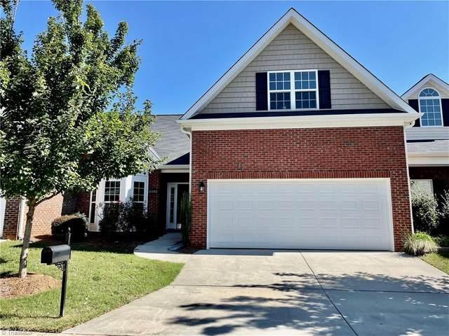 6502 Donahue Drive, Whitsett, NC 27377 (MLS #1041151) :: Ward & Ward Properties, LLC