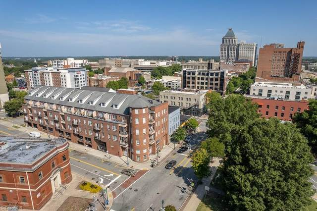 360 S Elm Street #206, Greensboro, NC 27401 (MLS #1041157) :: Ward & Ward Properties, LLC