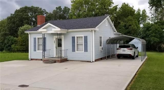 202 W Springfield Road, High Point, NC 27263 (MLS #1041170) :: Berkshire Hathaway HomeServices Carolinas Realty